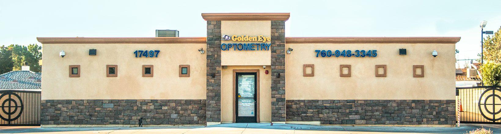 Golden Eye Optometry Building