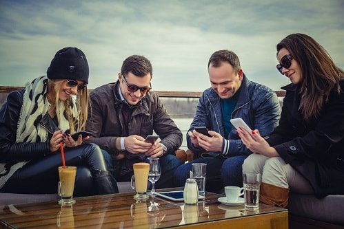 Smart Phones, Low Vision and Smart Phones