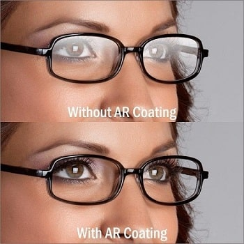 Anti-reflective coating, Anti-reflective coating: See better and look better